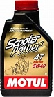 MOTUL Scooter Power 4T 5w40 (1л)